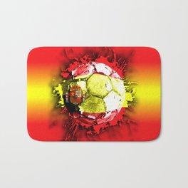 football  spain Bath Mat