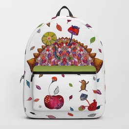 Welcome Autumn Backpack