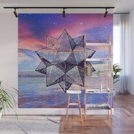 Sacred Geometry Universe 8 Wall Mural