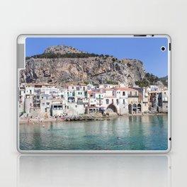 La Roca di Cefalu Laptop & iPad Skin