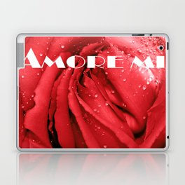 AMORE MIO Laptop & iPad Skin
