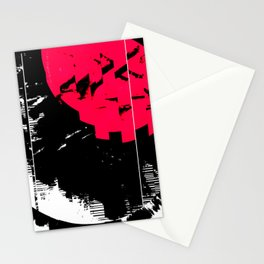 'UNTITLED #06' Stationery Cards