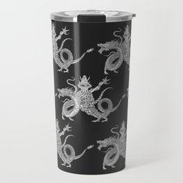 The Dragon And The Cyclops Travel Mug