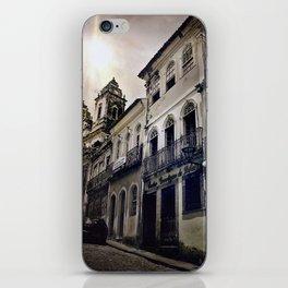 Centro da Bahia iPhone Skin