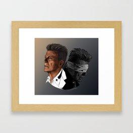I'm a Blackstar Framed Art Print