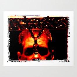 Future Reflection Art Print
