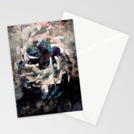 disquiet thirty five (et in parva camera mundos) Stationery Cards