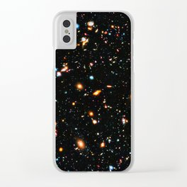 Hubble Extreme Deep Field Clear iPhone Case