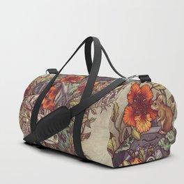 Robo Tortoise Duffle Bag