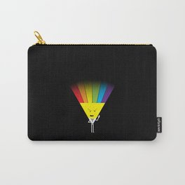 Scary Prism Carry-All Pouch