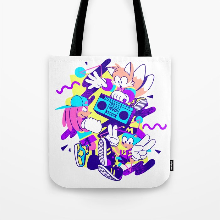 The Boys Are Back Tote Bag