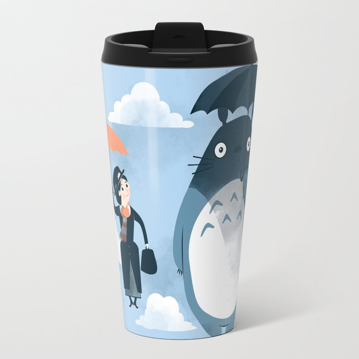 The Perfect Neighbor Travel Mug