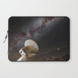 Contact! Search for ExtraTerrestrial Intelligence in the Stars! Laptop Sleeve