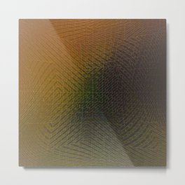 Amazonian Pattern - III Metal Print