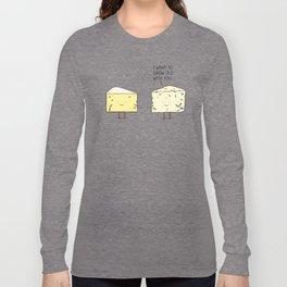 Matured cheese Long Sleeve T-shirt