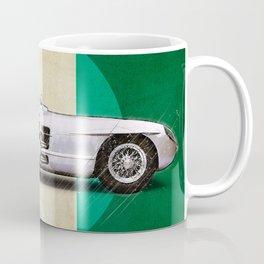 Mille Miglia Racetrack Vintage Coffee Mug
