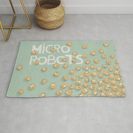 microrobo Rug