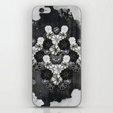 Flower Kaleidoscope iPhone & iPod Skin