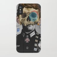 justin timberlake iPhone & iPod Cases featuring War Collage 2 by Marko Köppe