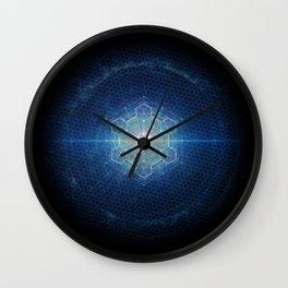 Sacred Geometry Wall Clock