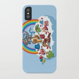 My Little Pony Keg iPhone Case