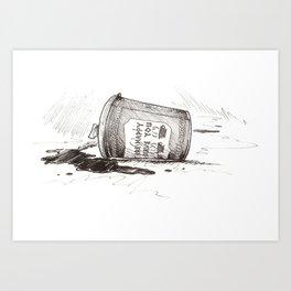 I Love New York Art Print