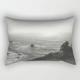 Ocean Emotion - nature photography Rectangular Pillow