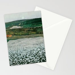 "Harald Sohlberg ""Flower Meadow in the North"" Stationery Cards"