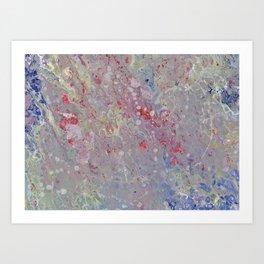 Marshmallows and Bubblegum Art Print