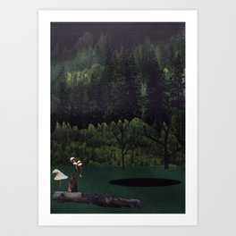 Portals: Forest Art Print