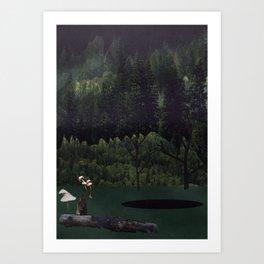 Portals: Forest Art Print