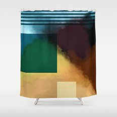 from chance to break Shower Curtain