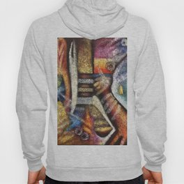 'From Africa to Here' by Artist Unknown Hoody
