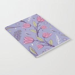 Flower Pattern 2 Notebook