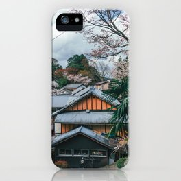 Yoshino yama iPhone Case