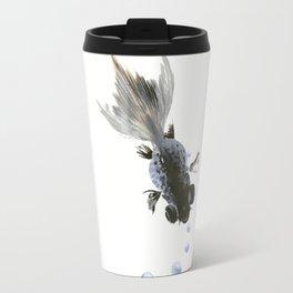 Black Fish Travel Mug