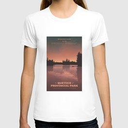 Quetico Provincial Park T-shirt