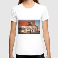 brooklyn T-shirts featuring Brooklyn by Phil Provencio