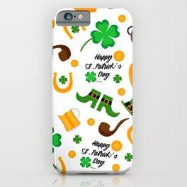 St Patrick iPhone Case