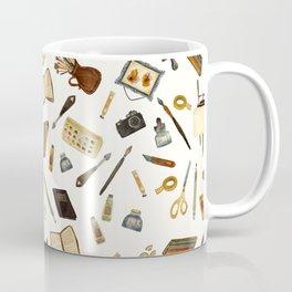 Creative Artist Tools - Watercolor Coffee Mug