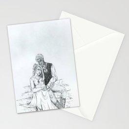 Aelin and Rowan Stationery Cards