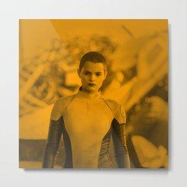 Brianna Hildebrand Metal Print