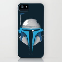 Jango iPhone Case