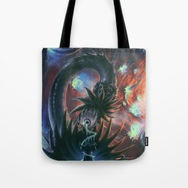Lovecraft Eye - By Lunart Tote Bag