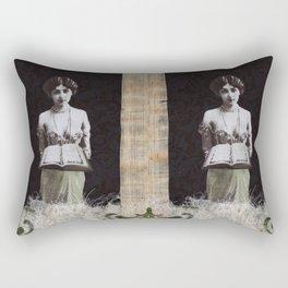 The High Priestess #2 Rectangular Pillow
