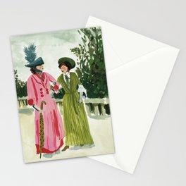 Fancy Ladies Stationery Cards