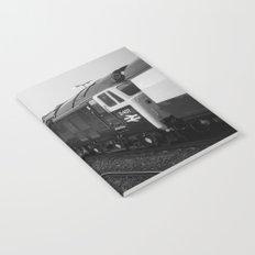 Westbury Logs Notebook