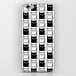 A Chess of Cats iPhone Skin