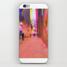 Multiplicitous extrapolatable characterization. 08 iPhone Skin