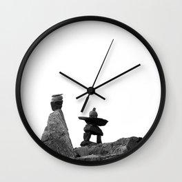 Cairns Wall Clock